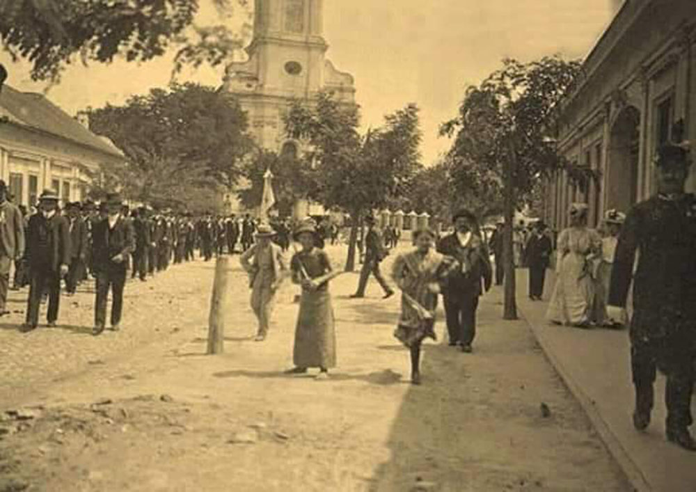 Ова слика има празан alt атрибут; име њене датотеке је Alamska-ulica-oko-1900.jpg