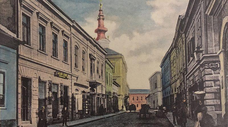 PASICEVA STREET